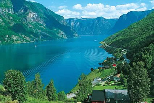 Fjordnorwegen...Interchalet
